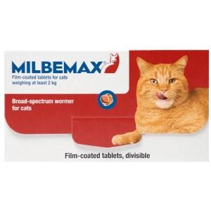 milbemax pro kočky