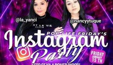 instagram party 1 15 2021