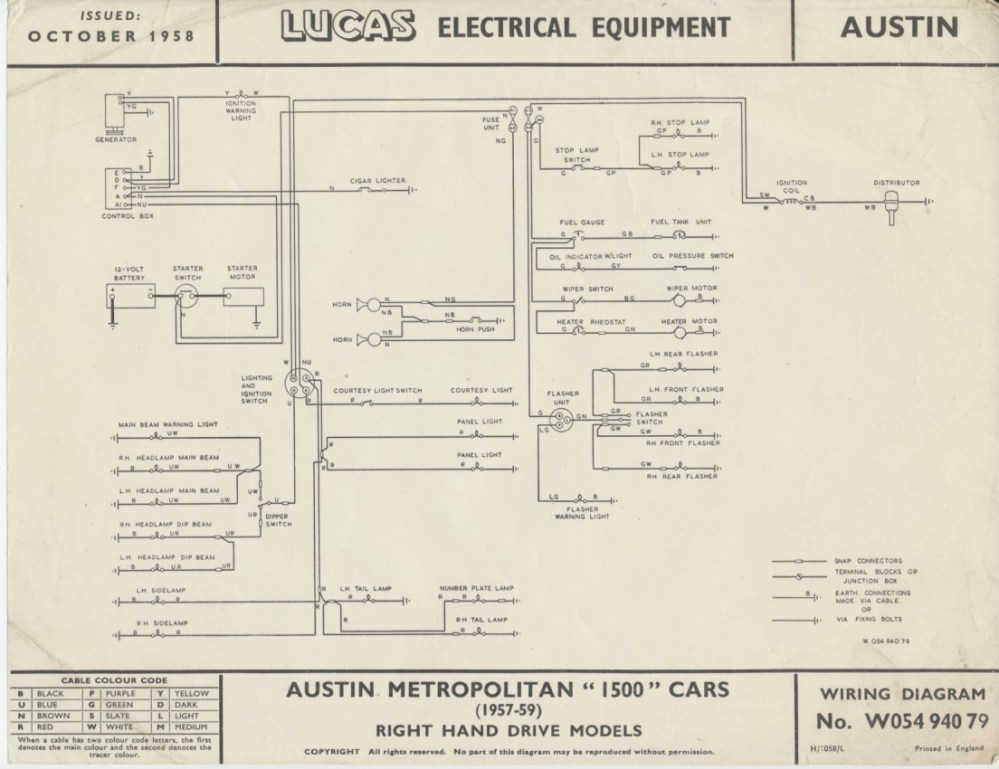 medium resolution of nash metropolitan wiring diagram