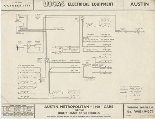 small resolution of nash metropolitan wiring diagram