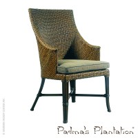 Palm Beach Outdoor Dining Chair | Padma's Plantation ...