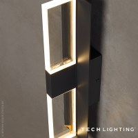 Lyft 18 LED Outdoor Wall Sconce - Tech Lighting at ...