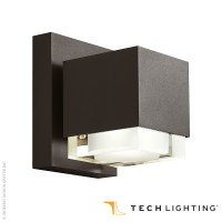 Voto 8 LED Outdoor Wall Sconce - Tech Lighting at ...