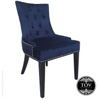 navy velvet dining chairs - 28 images - grey dining room ...