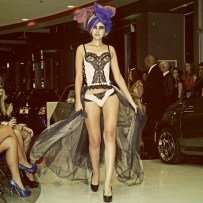 Via Del Corso Masquerade Affair Fashion Show