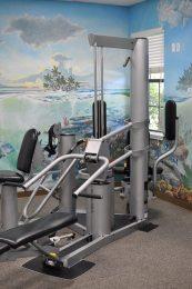 Caribe Cove Resort 24-hour fitness center