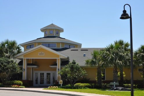 Caribe Cove Resort Clubhouse