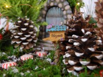 Fairy Mailbox Spritely Gardens