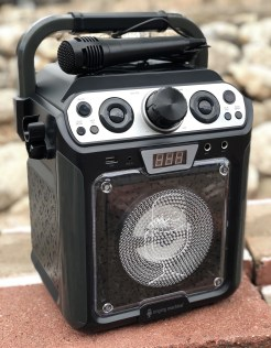 Groove Cube Black Singing Machine