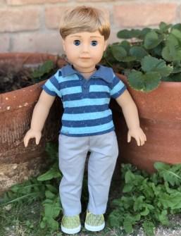 Truly Me Doll 74 boy American Girl