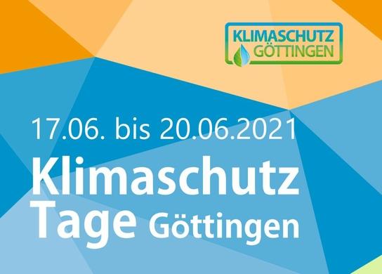 Klimaschutz-Tage in Göttingen mit großem Markt