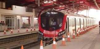 Lucknow Metro The First Oscillation Trial Under The Supervision Of RDSO Started