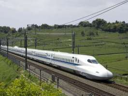 India Bullet Train Project