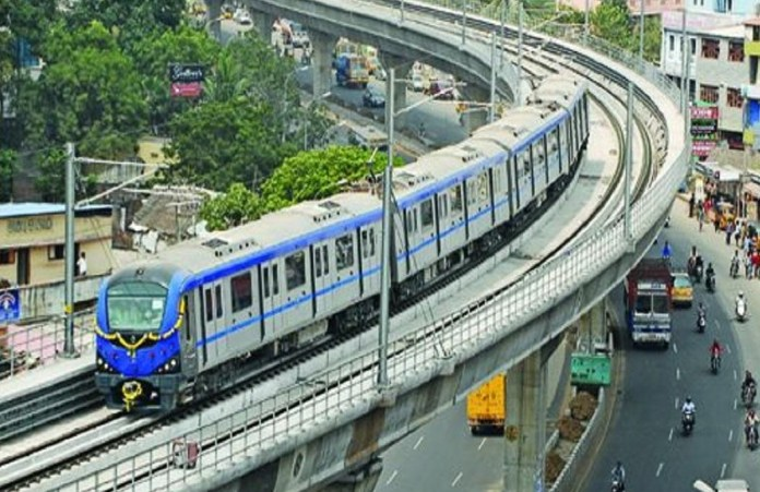 Chennai Metro Rail Project