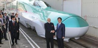 Bullet train will consume 40% more power than Delhi Metro