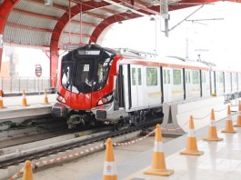 Lucknow metro to run on airport-Munshipulia route