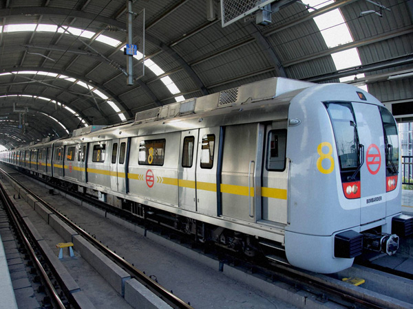 DMRC Yellow Line