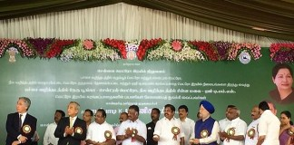 Chennai Metro inaugurated AG-DMS and Central sections
