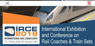 International Rail Coach Expo 2018 (Photo: CII)