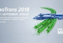 InnoTrains 2018, Berlin, Germany