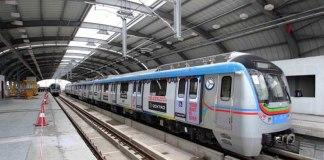 Now Hyderabad Metro will run every 6 minutes during peak hours