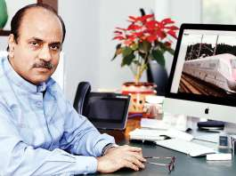 Achal Khare, Managing Director, National High Speed Rail Corporation