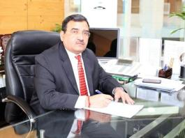 Ircon chairman and managing director S.K. Chaudhary