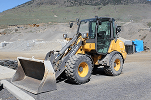 Services and Equipment - Loader