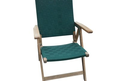 Vintage Outdoor Folding Chairs