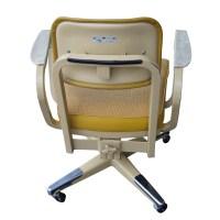 Vintage Industrial Age Royalmetal Desk Chair