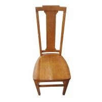 Vintage Mission Style Oak Desk and Chair (MR14859) 50% | eBay