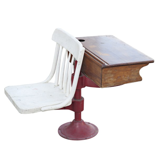 Vintage Childs School Desk