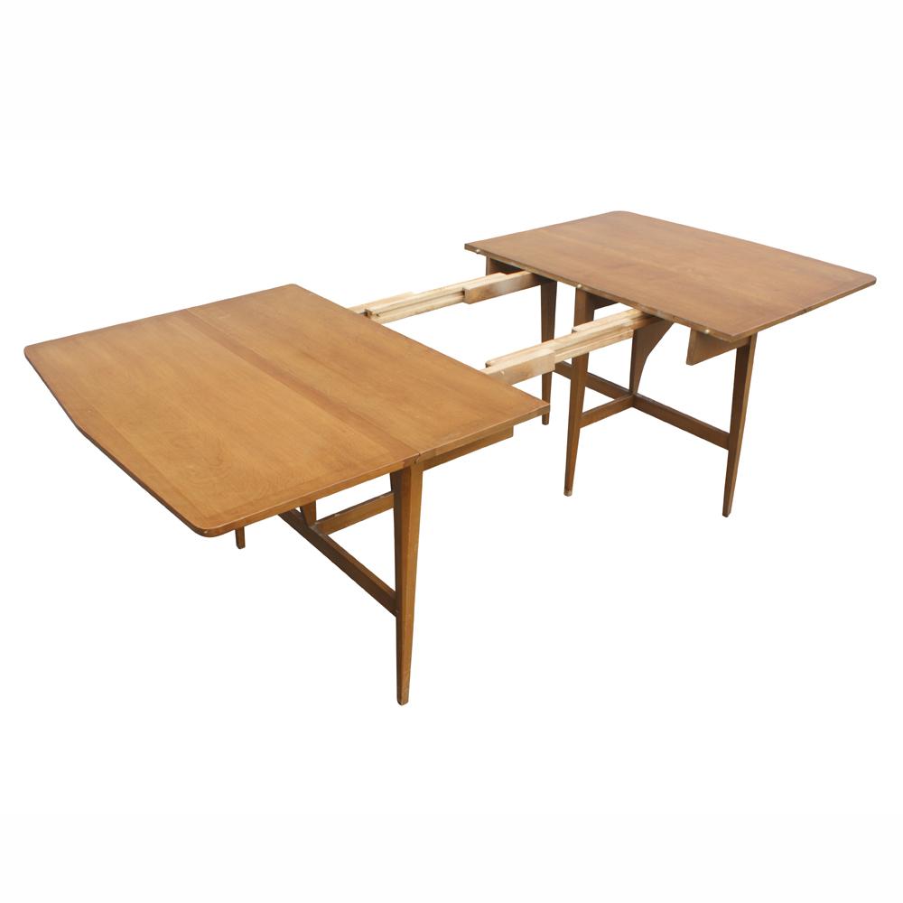 Dining Table Leaf Storage