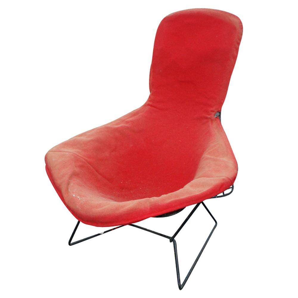 Vintage Knoll Bertoia Full Cover Cushion for Bird Chair  eBay