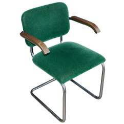 Marcel Breuer Cesca Chair With Armrests Plus Size Chairs Midcentury Retro Style Modern Architectural Vintage Furniture From Metroretro And Mcm Consignment