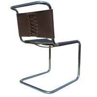1 Knoll Marcel Breuer Cesca Side Chair
