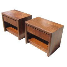 Pair Of Vintage Lane Nightstands Mr14662