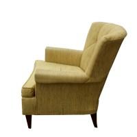 Vintage Mid Century Modern Kroehler Lounge Chair