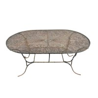 Best Vintage Metal Patio Table - Patio Design #382