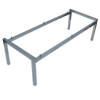 "51"" Rectangular Aluminum Coffee Table Base | eBay"