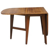 DROP LEAF DINING TABLE AND CHAIRS  Chair Pads & Cushions