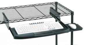 Metro Keyboard Tray