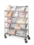 Additional Slanted Shelves