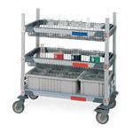 Metro Glassware Cart