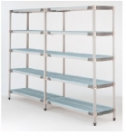 Shelving Starter and Add-On Units