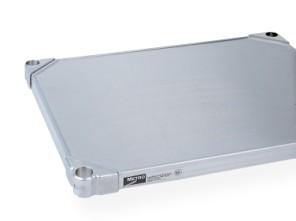 Metro Autoclave Solid Stainless Steel Shelves