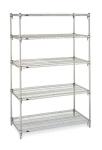 Metro Super Adjustable 5 Shelf Units