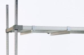 Metro Adjustable Undershelf Slides