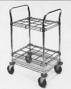 Metro Cleanroom Carts