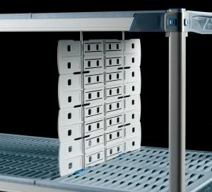 MetroMax Q Shelf to Shelf Dividers